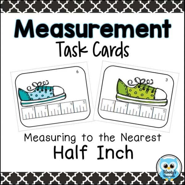 measuring pictures of shoes to the nearest half inch