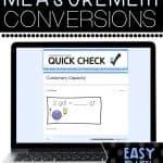 measurement conversions google froms on laptop
