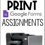 print your google forms
