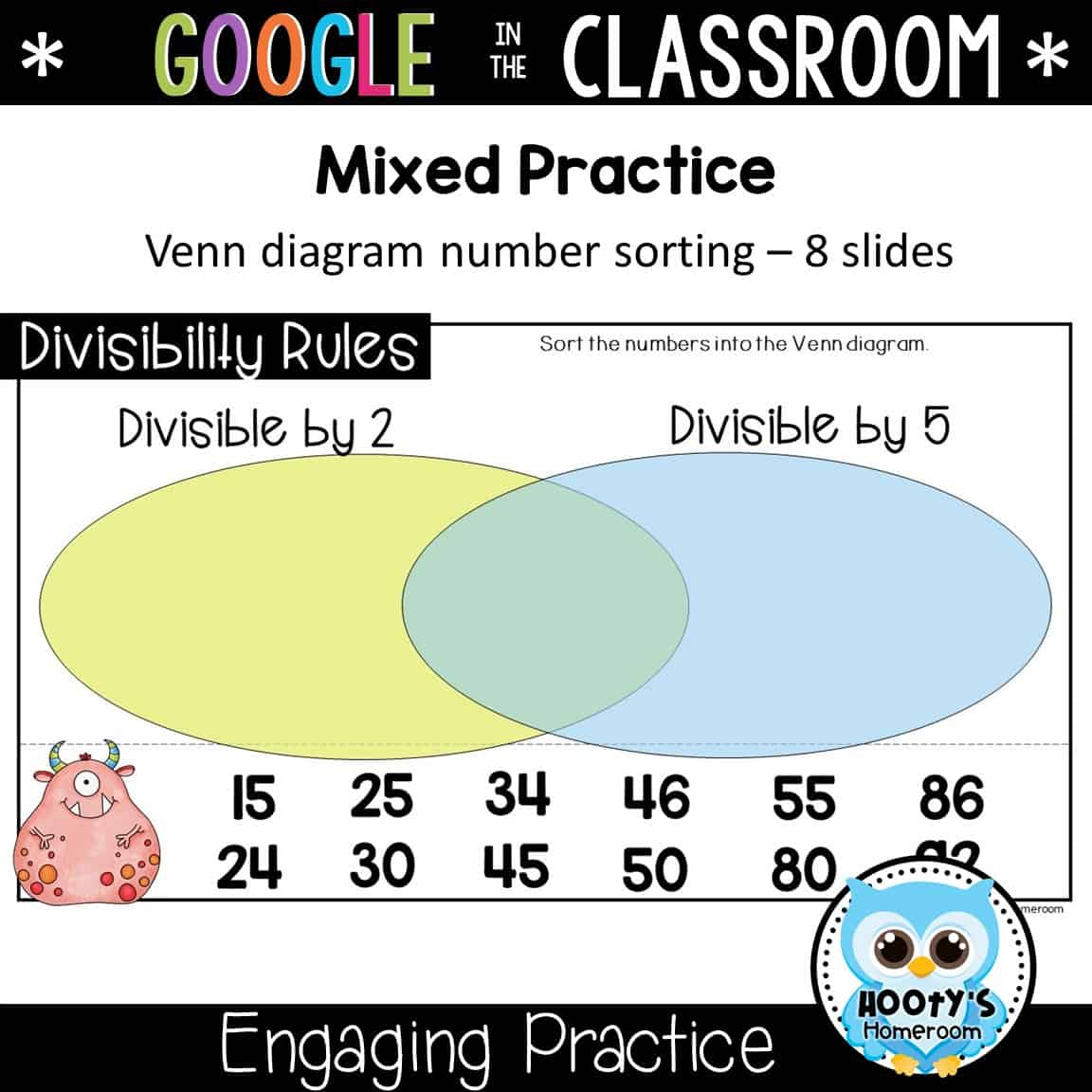 Divisibility Rules Using Google Slides Hooty S Homeroom
