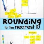 sample roundign to the nearest 10 sortign activities