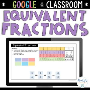 sample activity from equivalent fractions resource