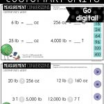 digital activities for customary weight conversions