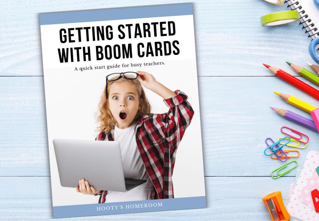 free boom cards ebook