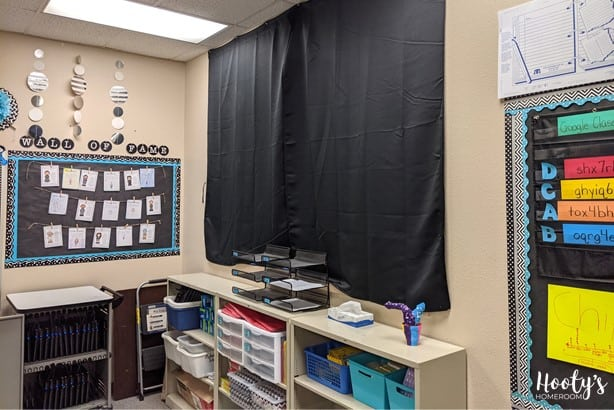 blackout curtains for black light test review